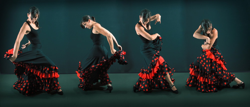 FLAMENCO intenso