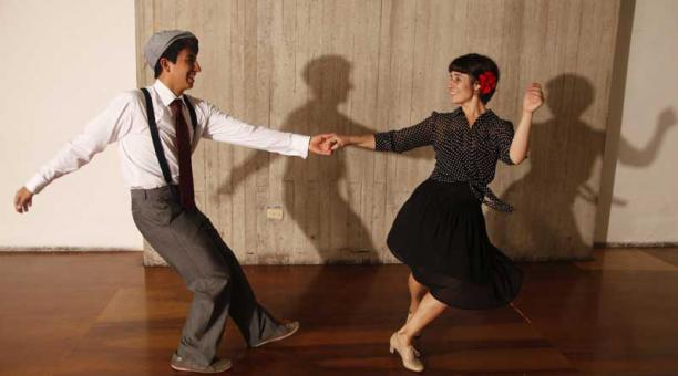 Intensivos de Baile en Julio Swing