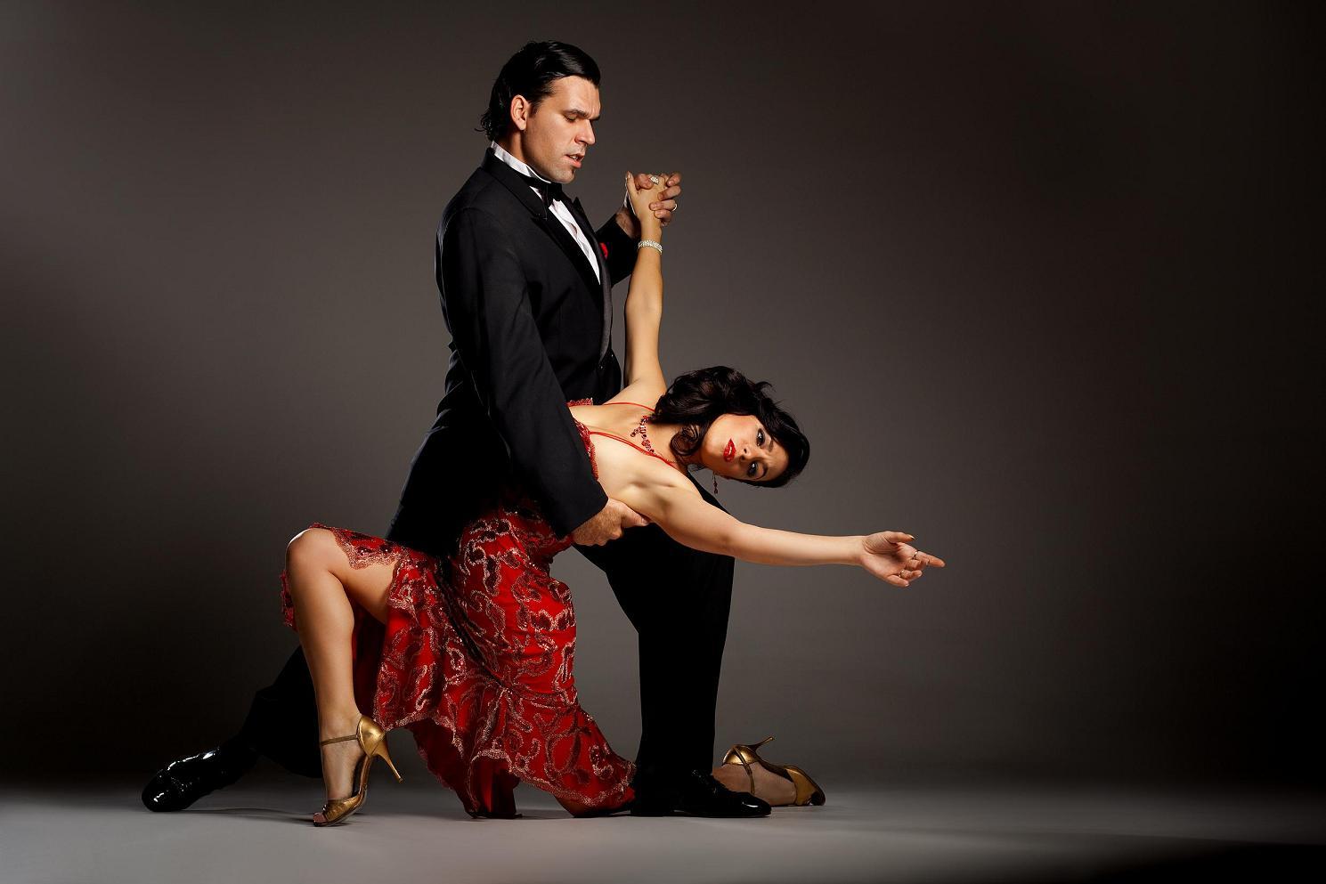 Intensivos de Baile en Julio Tango